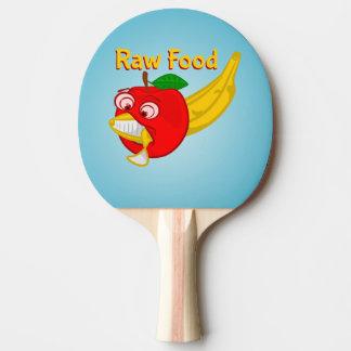 Rohe Tischtennis Schläger