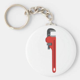 Rohr-Schlüssel Schlüsselanhänger
