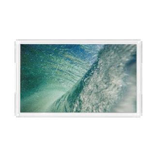 Rohrleitungs-Welle Acryl Tablett