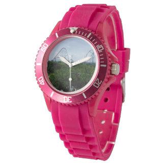 Rollar Rosa Armbanduhr