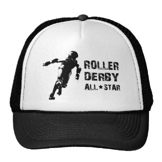 ROLLE DERBY ALL-STAR- KAPPE