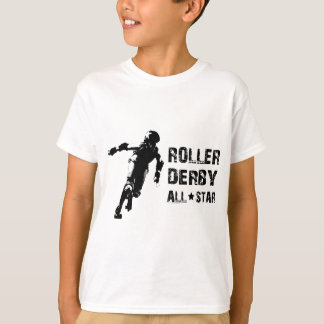 ROLLE DERBY ALL-STAR- T-Shirt