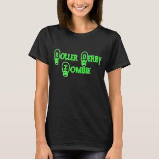 Rolle Derby: Schädel-Shirt T-Shirt