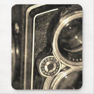 Rolleiflex Kamera Mauspad