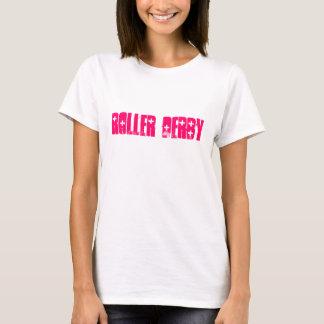 Rollen-Derby-Behälter T-Shirt