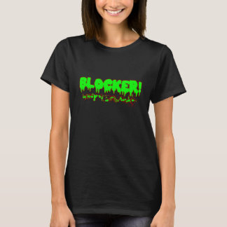 Rollen-Derby-Blocker-Shirt T-Shirt