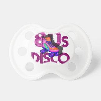 Rollen-Skater-80er Schnuller