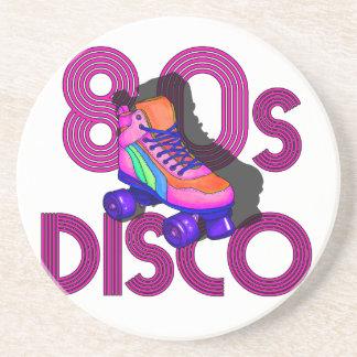 Rollen-Skater-80er Untersetzer