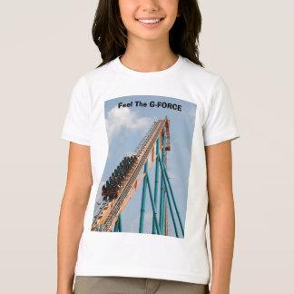 Rollen-Untersetzer T-Shirt