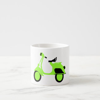 Roller-Grün Espressotasse