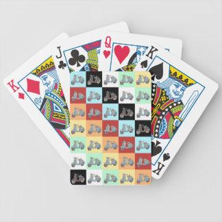 Roller-Spielkarten Bicycle Spielkarten