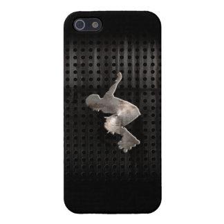 Rollerblading Cooles Schwarzes iPhone 5 Hülle