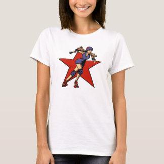 Rollergirl Störsender T-Shirt