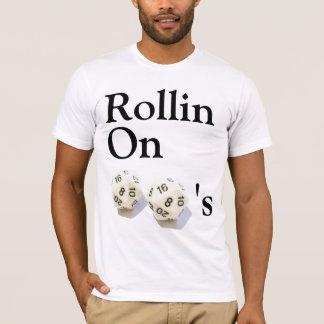 Rollin auf zwanziger Jahren T-Shirt