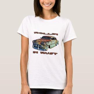Rollin in Rost gehacktem Chevy T-Shirt