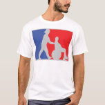 Rollstuhlikone T-Shirt