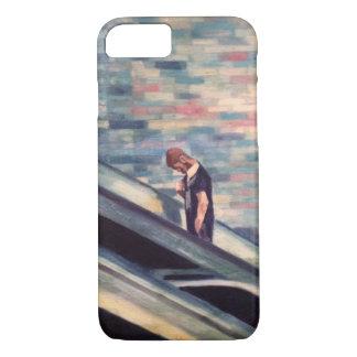 Rolltreppe unten iPhone 8/7 hülle