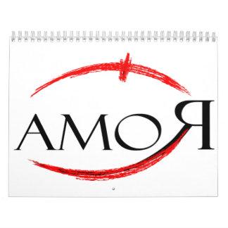 Rom Amor Kalender