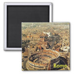 Rom coloseum Magnet Magnets