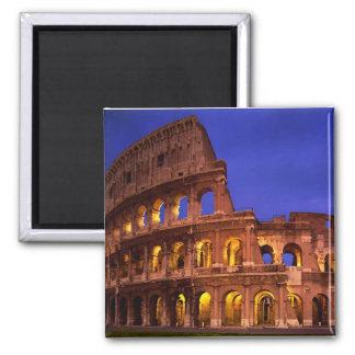 Rom colosseum Magnet Quadratischer Magnet