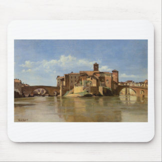 Rom, die Basilika von Constantine durch Camille Mousepad