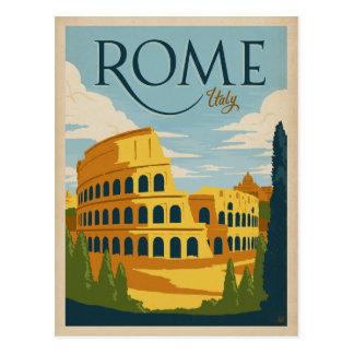 Rom, Italien Colosseum Postkarte