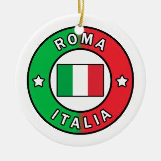 Rom Italien Keramik Ornament