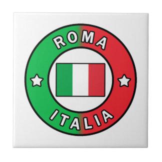 Rom Italien Keramikfliese