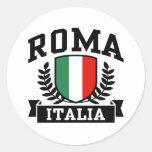 Rom Italien Runder Sticker