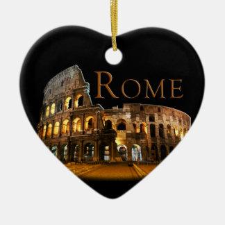 Rom Keramik Herz-Ornament