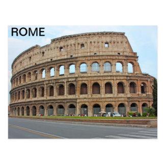 Rom-Kolosseum Postkarte