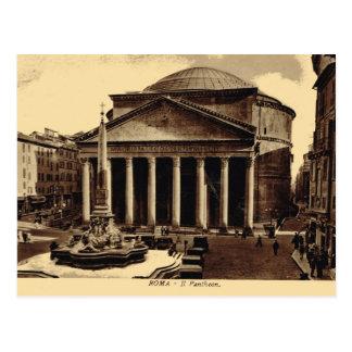 Rom, Pantheon Postkarte