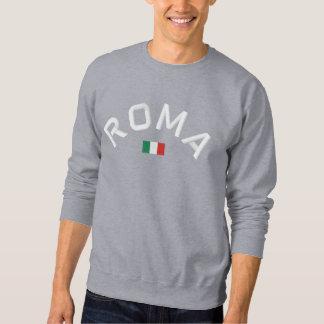 Rom-Sweatshirt - Rom Italien Besticktes Sweatshirt