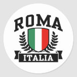 Roma Italia Stickers
