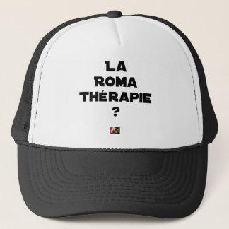 Roma Therapie - Wortspiele - Francois Ville Truckerkappe