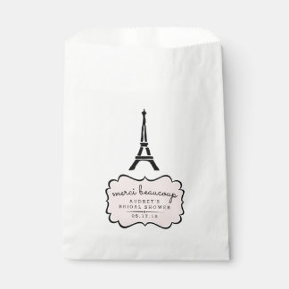 Romance Eiffel Turm-Brautparty Paris Geschenktütchen