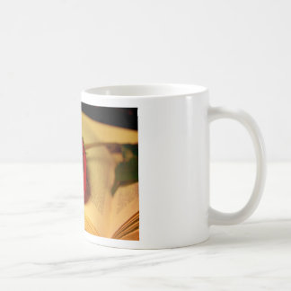 Romance in der Literatur Kaffeetasse