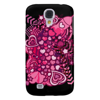 Romance_On_A_Rocket Galaxy S4 Hülle