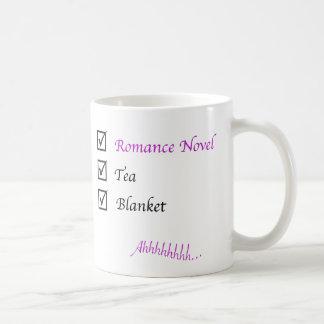 Romance Roman - Tee - umfassende Tasse