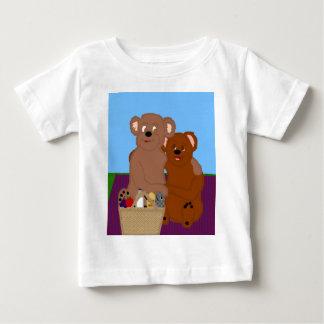 Romancing das Bärn-Kleinkind-T-Stück Baby T-shirt