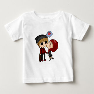 romantisch baby t-shirt