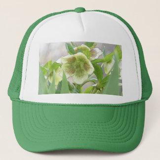 Romantische Frühlings-Blumen - Hellebores! Truckerkappe
