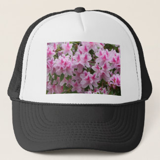 Romantische glückselige Blüten Truckerkappe