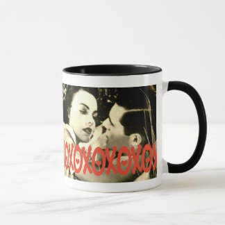 Romantische Kaffee-Tasse Tasse