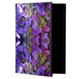 Romantische lila Mandala Hydrangeas