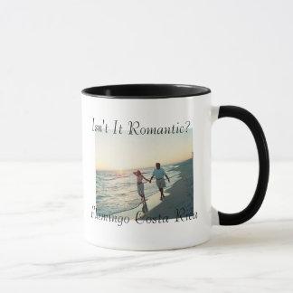 Romantische Schale Tasse