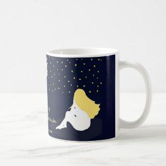 Romantische wunderliche Kaffee-Tasse Kaffeetasse