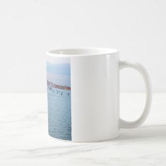 Romantischer Sonnenuntergang in Venedig- - Kaffeetasse