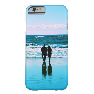 Romantischer Weg auf dem Strand iPhone 6 Fall Barely There iPhone 6 Hülle