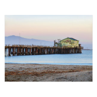 Romeo-Pier Postkarte